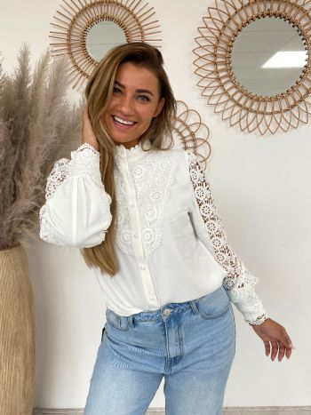 BLOUSE ROOS